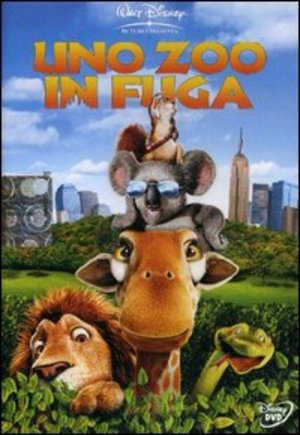 UNO ZOO IN FUGA (DVD)