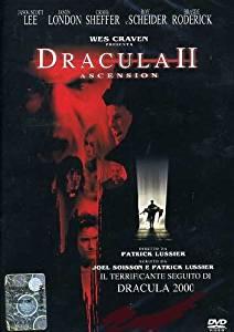 DRACULA II - ASCENSION - EX NOLEGGIO (DVD)