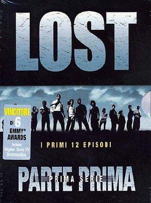 COF.LOST - STAG.01 PARTE 01 (4DVD) - USATO DVD (DVD)