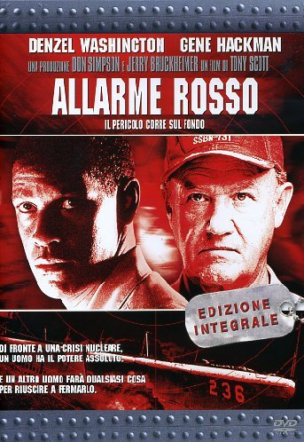 ALLARME ROSSO VERS.INTEGR.INSD. (DVD)