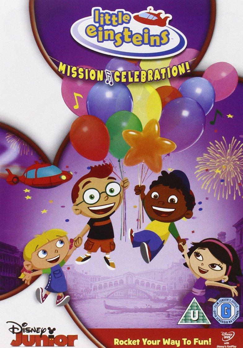 LITTLE EINSTEINS MISSION CELEBRATION [EDIZIONE: PAESI BASSI] (DV