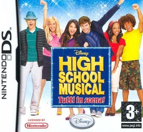 HIGH SCHOOL MUSICAL: TUTTI IN SCENA DS