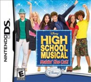 HIGH SCHOOL MUSICAL: TUTTI IN SCENA DS