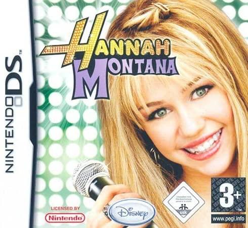 HANNAH MONTANA DS
