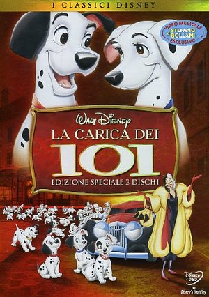 LA CARICA DEI 101 (SE) (2 DVD) (DVD)