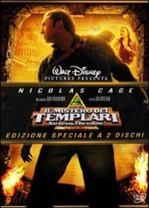 IL MISTERO DEI TEMPLARI (SE) (2DVD) (DVD)