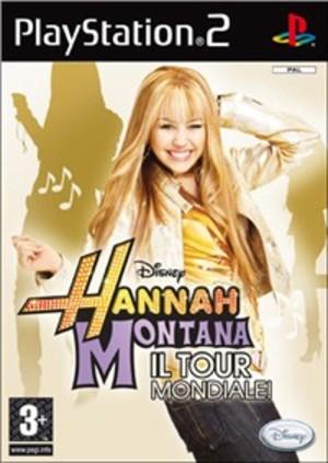 HANNAH MONTANA IL TOUR MONDIALE