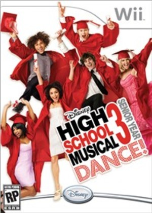 HIGH SCHOOL MUSICAL 3 WII
