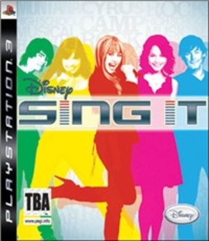 DISNEY SING IT (INCLUDE MICROFONI) PS3