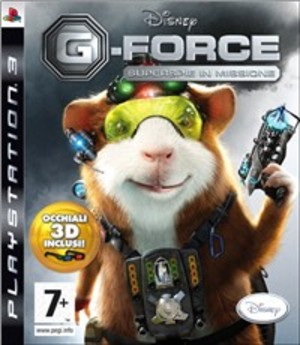 G-FORCE SUPERSPIE IN MISSIONE PS3