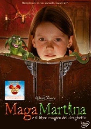MAGA MARTINA E IL LIBRO MAGICO DEL DRAGHETTO (DVD)