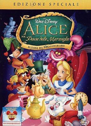 ALICE NEL PAESE DELLE MERAVIGLIE (SE) (DVD)