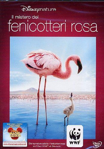 IL MISTERO DEI FENICOTTERI ROSA (DVD)