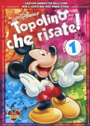 TOPOLINO - CHE RISATE #01 (DVD)