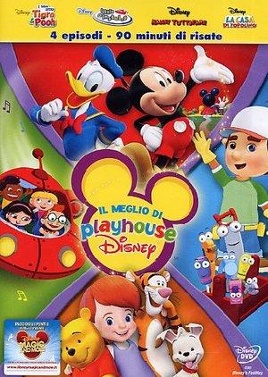 IL MEGLIO DI PLAYHOUSE (DVD)