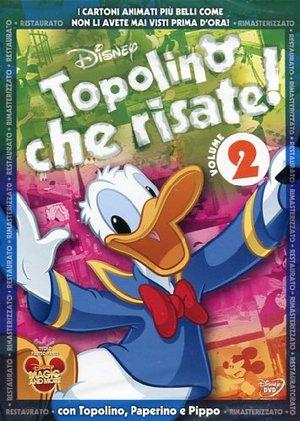 TOPOLINO - CHE RISATE #02 (DVD)