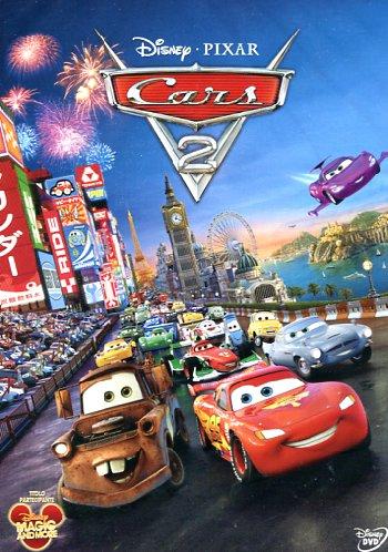 CARS 2 - RMX (DVD)