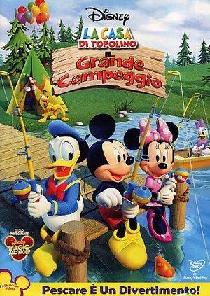 LA CASA DI TOPOLINO - IL GRANDE CAMPEGGIO (DVD)