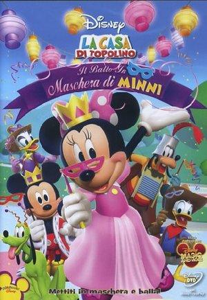 LA CASA DI TOPOLINO - IL BALLO IN MASCHERA DI MINNI (DVD)