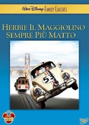 HERBIE IL MAGGIOLINO SEMPRE PIU' MATTO (DVD)