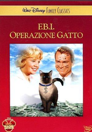 F.B.I. OPERAZIONE GATTO (DVD)