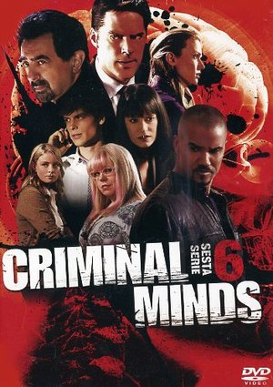 COF.CRIMINAL MINDS - STAG. 06 (6 DVD) (DVD)