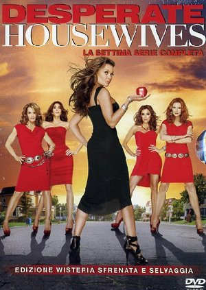 COF.DESPERATE HOUSEWIVES - STAG.07 (6 DVD) (DVD)
