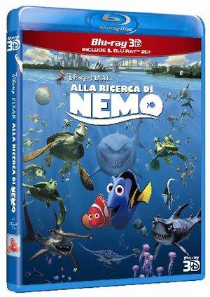 ALLA RICERCA DI NEMO (2D + 3D) (BLU-RAY)