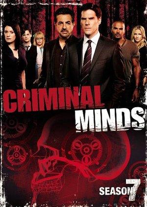 COF.CRIMINAL MINDS - STAG. 07 (5 DVD) (DVD)