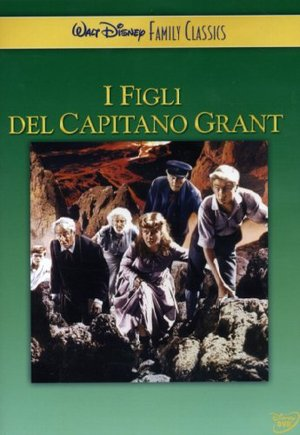 I FIGLI DEL CAPITANO GRANT (DVD)