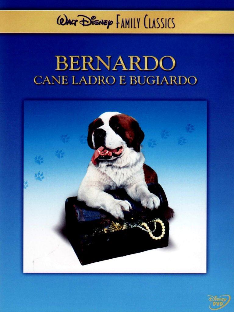 BERNARDO CANE LADRO E BUGIARDO (DVD)