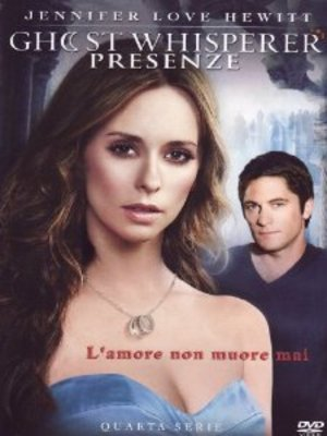 COF.GHOST WHISPERER - STAG.04 (6 DVD) (DVD)