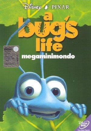 A BUG'S LIFE MEGAMINIMONDO (DVD)