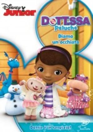 DOTTORESSA PELUCHE - DIAMO UN'OCCHIATA (DVD)