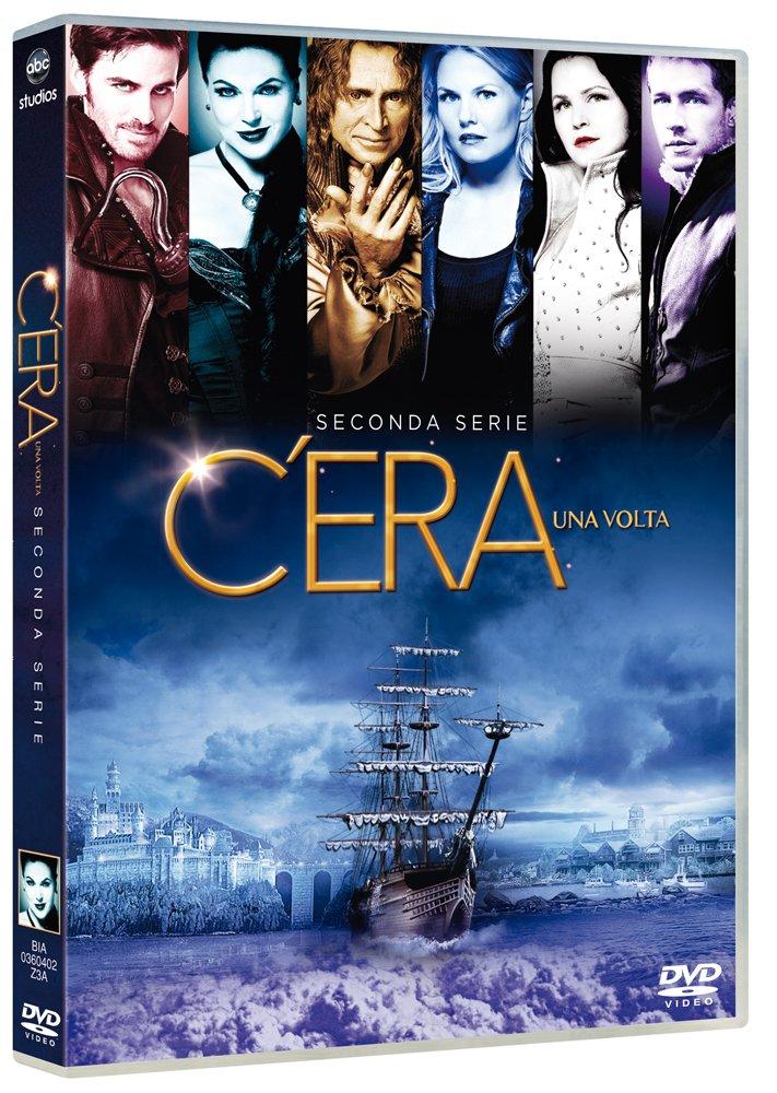 COF.C'ERA UNA VOLTA - STAG.02 (6 DVD) (DVD)