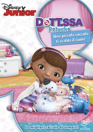 DOTTORESSA PELUCHE - UNA PICCOLA COCCOLA TI SCALDA IL CUORE (DVD