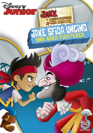 JAKE E I PIRATI - JAKE SFIDA UNCINO (DVD)
