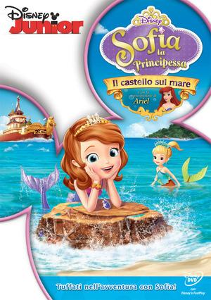 SOFIA LA PRINCIPESSA - IL CASTELLO SUL MARE (DVD)
