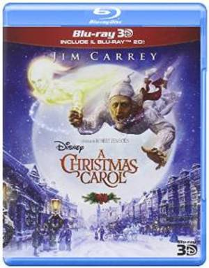 A CHRISTMAS CAROL - (REAL 3D) (2 BLU-RAY+DIGITAL COPY)