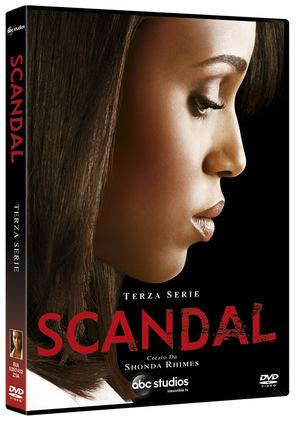 COF.SCANDAL - STAGIONE 03 (5 DVD) (DVD)