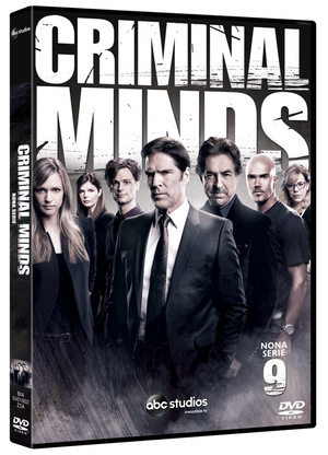 COF.CRIMINAL MINDS - STAG. 09 (5 DVD) (DVD)