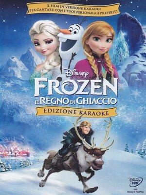 FROZEN - IL REGNO DI GHIACCIO - EDIZIONE KARAOKE (DVD)