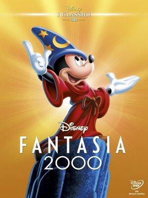 FANTASIA 2000 (DVD) - USATO