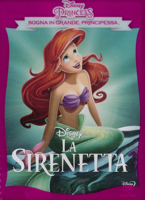 LA SIRENETTA - EDIZIONE SPECIALE (DVD)