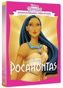 POCAHONTAS (DVD)