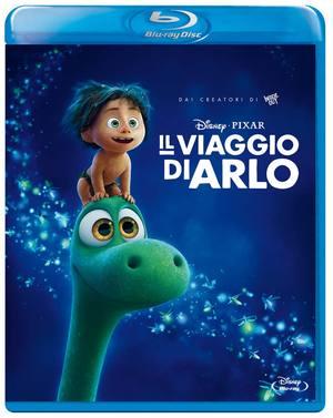 IL VIAGGIO DI ARLO (BLU RAY)