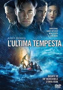 L'ULTIMA TEMPESTA (2016) (DVD)