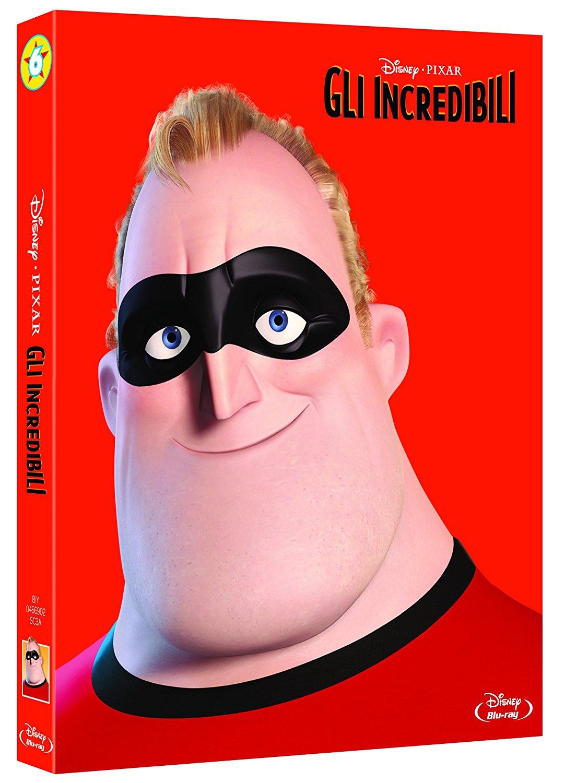 GLI INCREDIBILI (SE) (DVD)