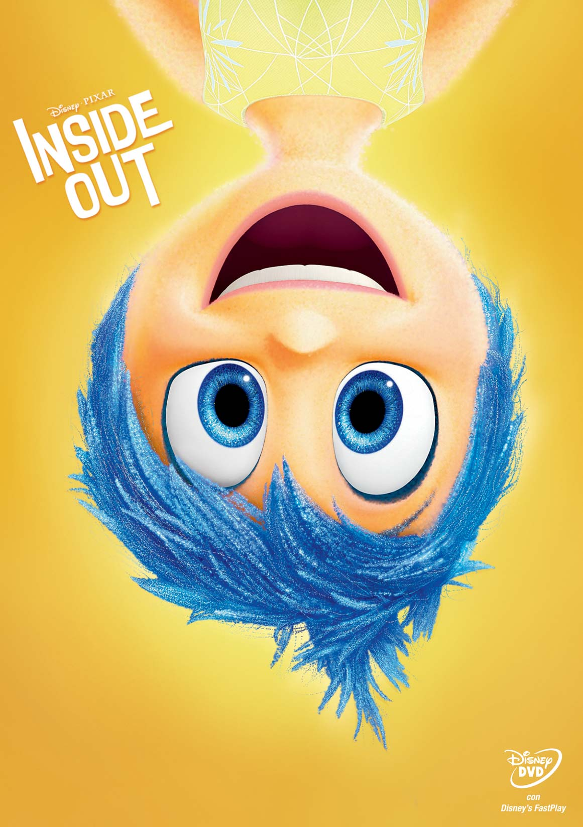 INSIDE OUT (DVD)