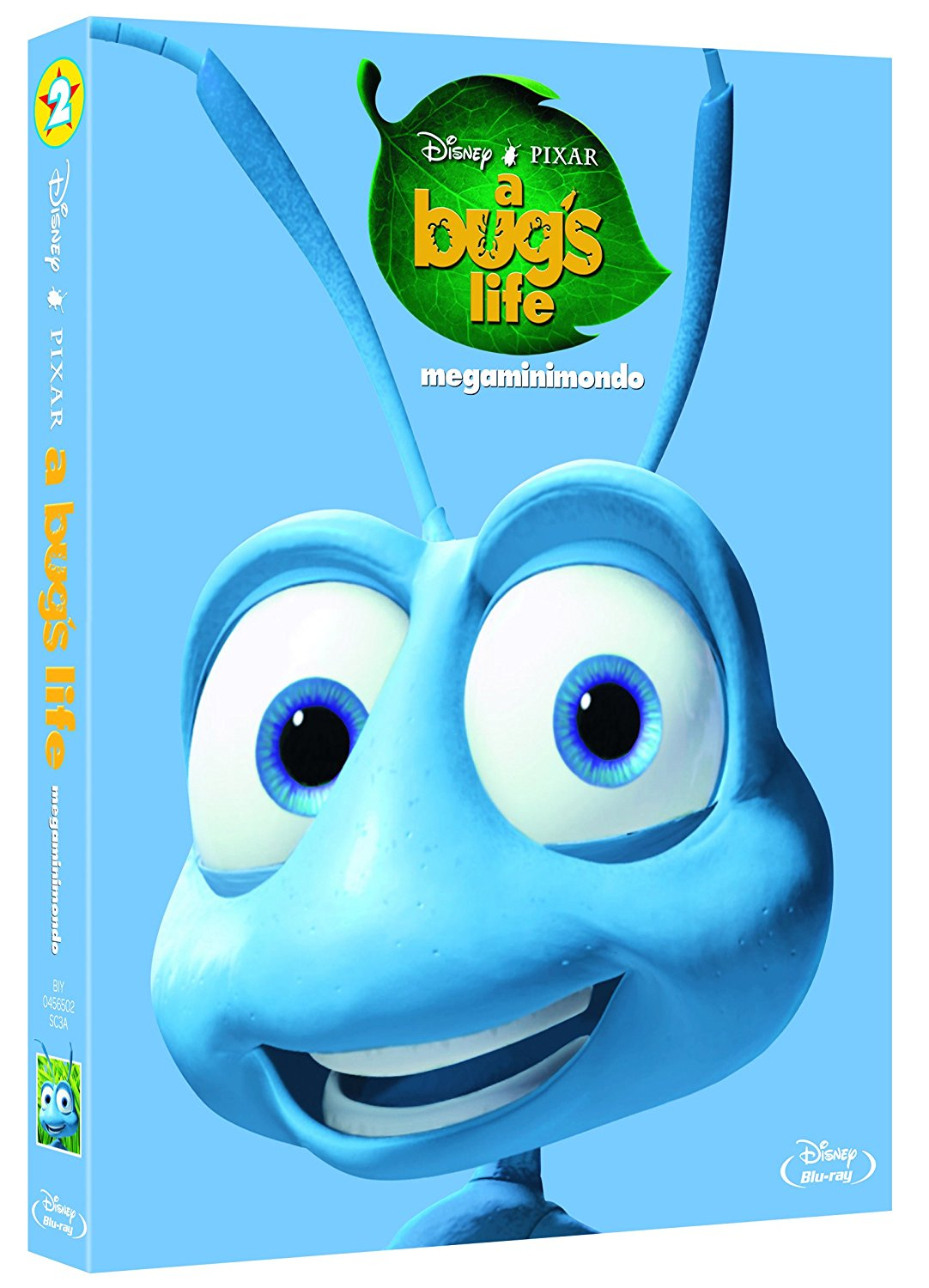 A BUG'S LIFE (A) (SE) BLUE RAY